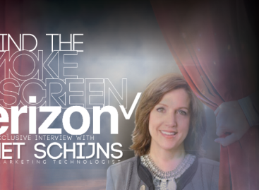 Behind The Smoke Screen: Janet Schijns