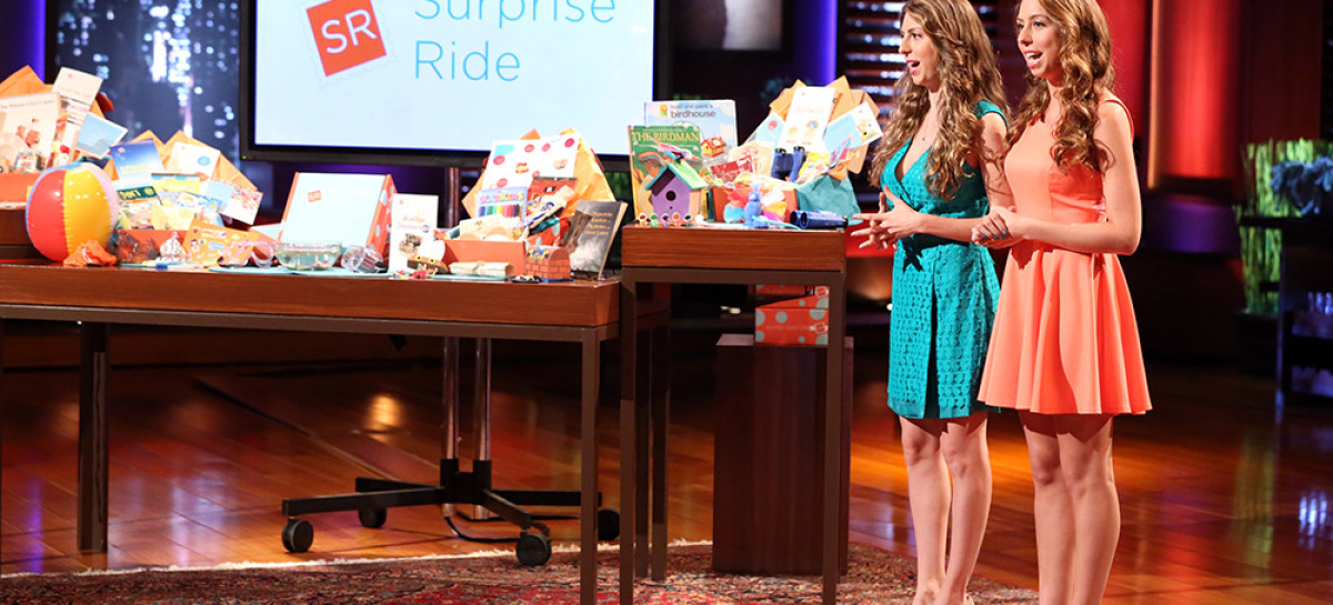 Shark Tank Calls Back For A Second Chance