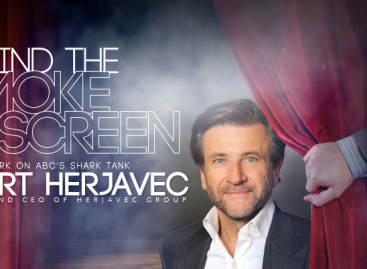 Behind The Smoke Screen: Robert Herjavec