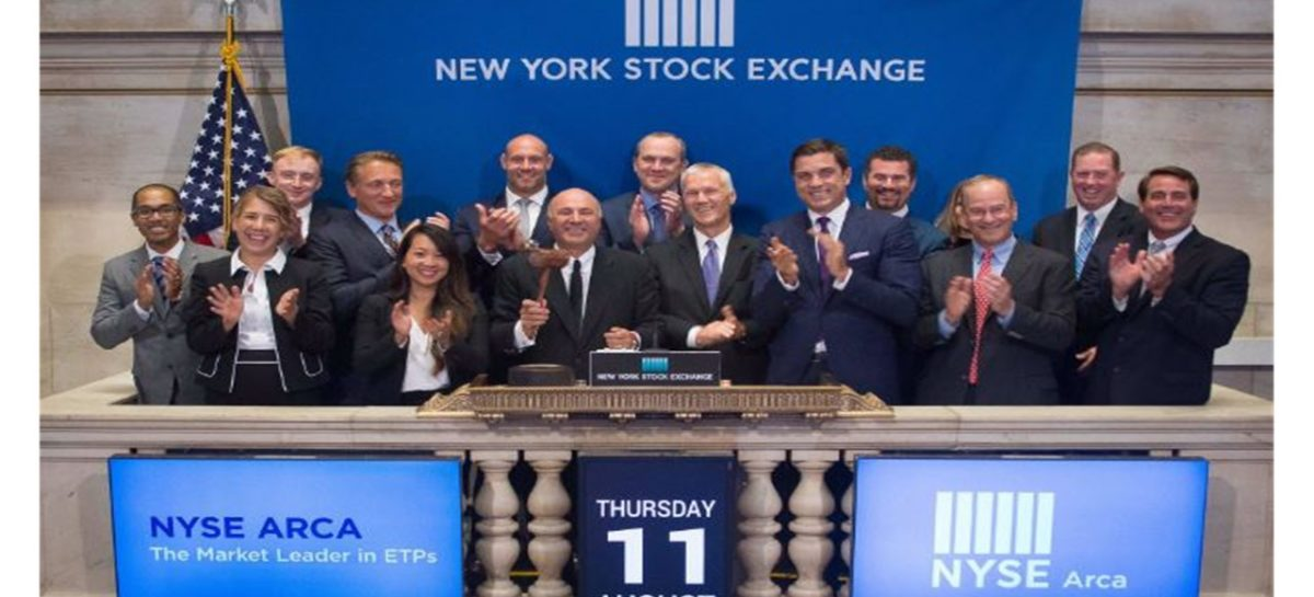From Shark Tank to The Stock Exchange- Kevin O'Leary Shares his Keys For Success