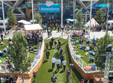 Here's What's Happening at Dreamforce 2016!
