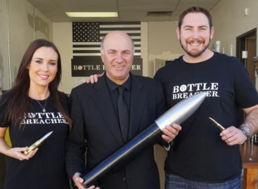 Former Navy SEAL Who's Now A Shark Tank Entrepreneur Reflects on Veterans Day