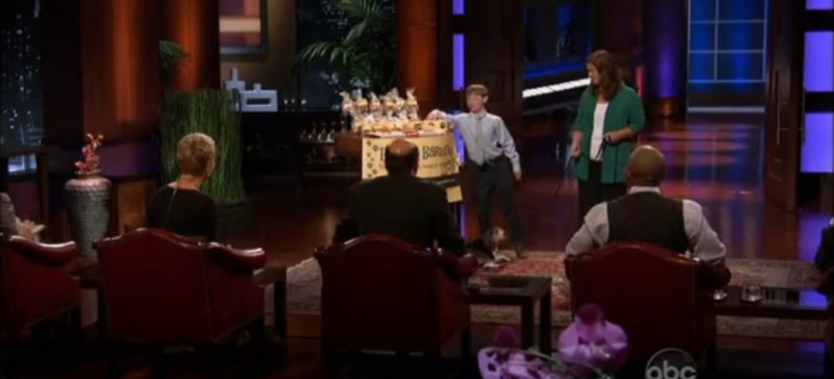 Shark Tank Has No Age Limit, Meet the 11 Year Old who Partnered with Barbara Corcoran