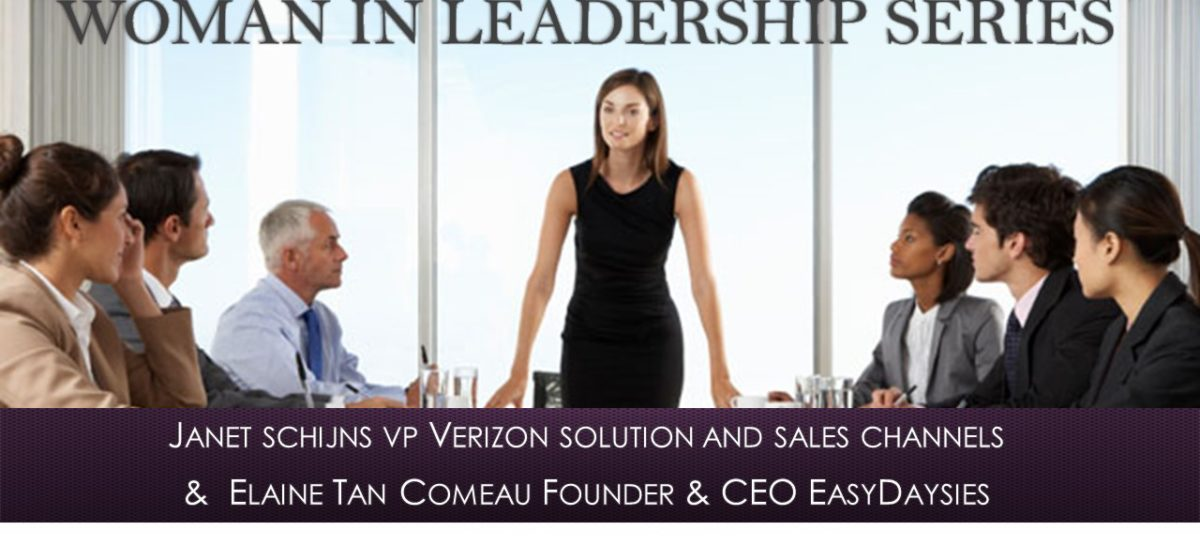 Women In Leadership Series: Janet Schijns and Elaine Tan Comeau