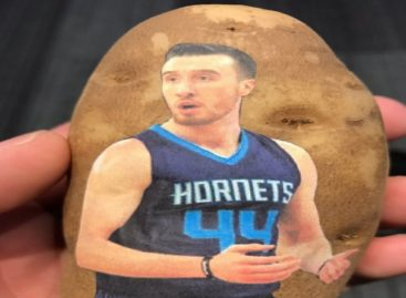 The Potatoes Catching NBA Stars by Surprise!