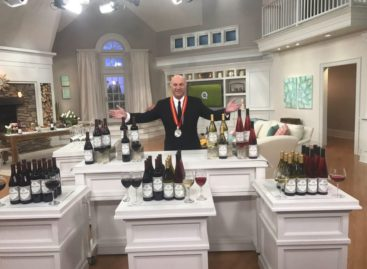 Business Shark Investing in Fine Wines