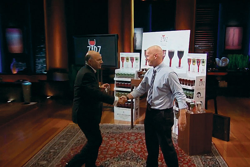 Securing The Biggest Deal In Shark Tank History 2 5m Turned Into Big Time Trouble The Small Business Journal